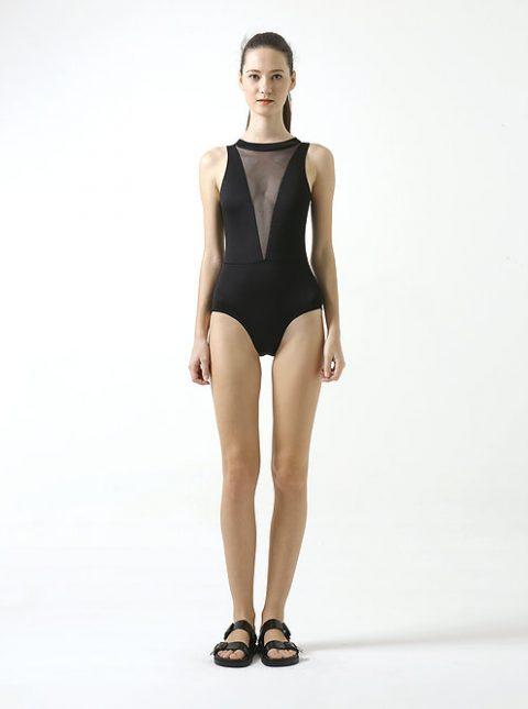 75ca7e00e Printed Kendall Swimsuit - Femme Fatale